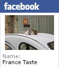 Facebook page of France Taste